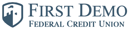 First Demo Credit Union logo